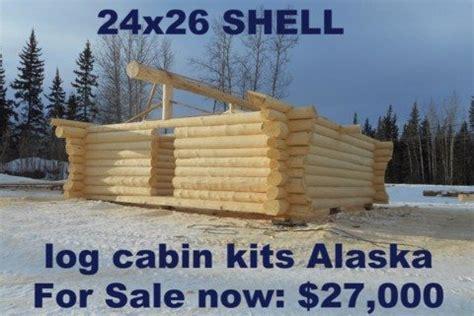 unique log cabin kits alaska  home plans design