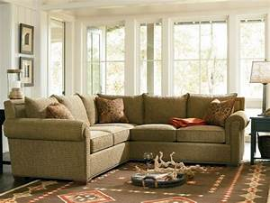 Sofa beds design cool ancient thomasville sectional sofas for Thomasville sectional sofa leather