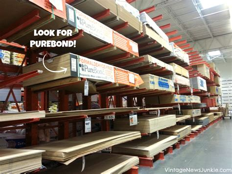 buying wood at home depot how to prep wood for a wood plank wall