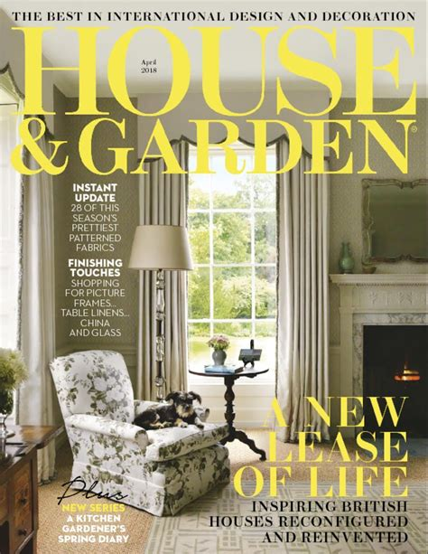 House And Garden Magazine by House And Garden Magazine Digital Discountmags