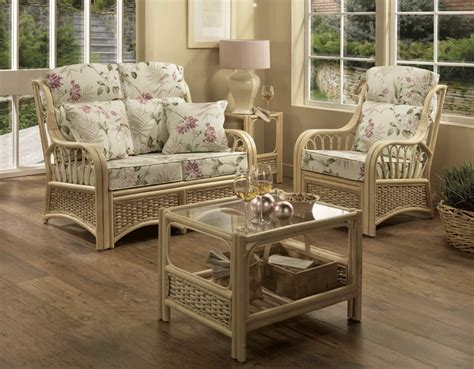 desser vale 3 piece conservatory furniture suite from