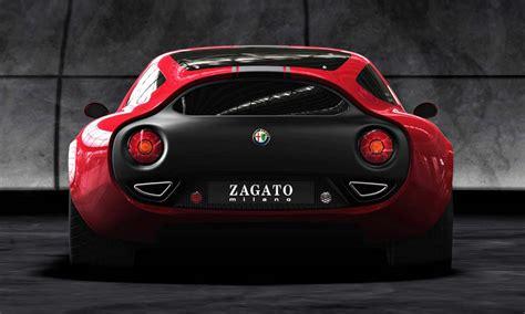 2010 Zagato Tz3 Corsa Vs 1965 Alfa Romeo Giulia Tz