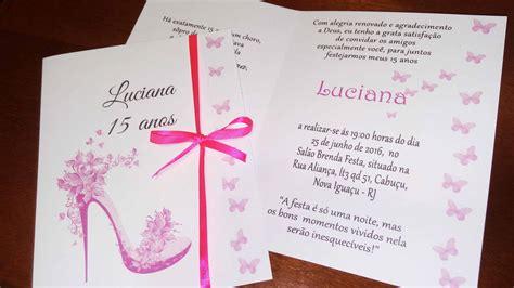 moldes de convites de 15 anos de convites de anivers 225 de 15 anos