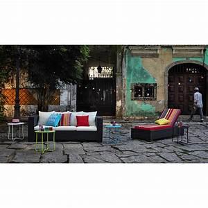 Coussin Exterieur Maison Du Monde : coussin d 39 ext rieur jaune 40x40 maisons du monde ~ Melissatoandfro.com Idées de Décoration