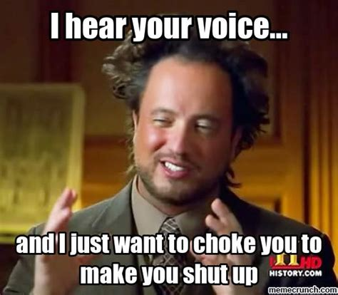 Youre Meme - your annoying voice