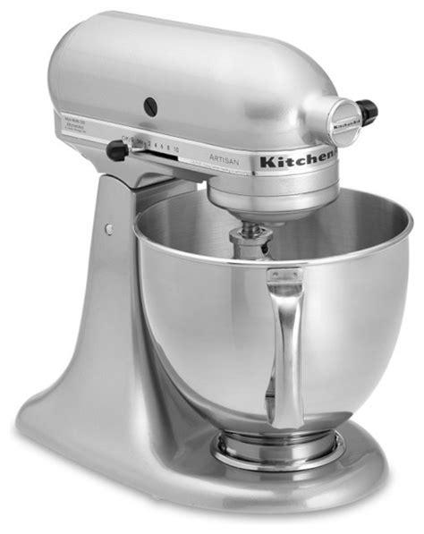 KitchenAid Artisan Stand Mixer - Modern - Mixers - by