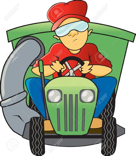 Lawn Mower Clip Free Clipart Lawnmower Collection