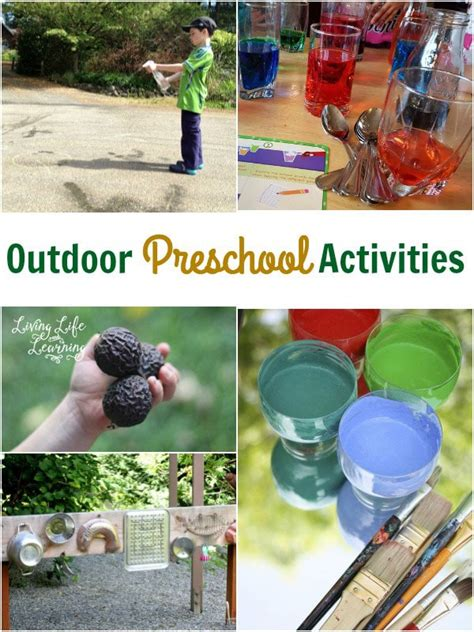 outdoor preschool activities 767 | Outdoor Preschool Activities
