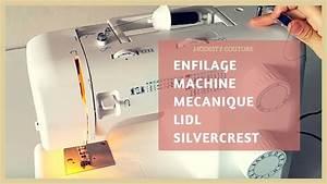 Machine à Coudre Mécanique : enfilage machine coudre lidl m canique youtube ~ Melissatoandfro.com Idées de Décoration