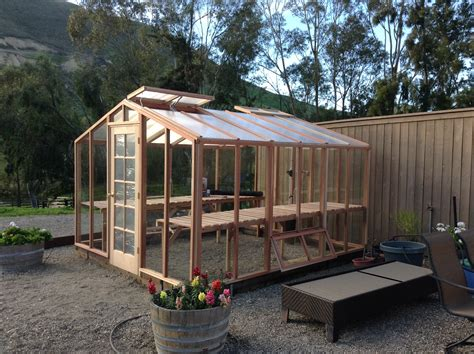 greenhouse kits gallery    american gardener