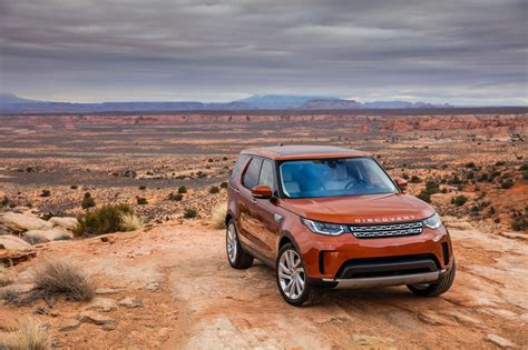 land rover 2017 land rover discovery review caradvice