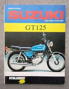 Suzuki Gt125 1976