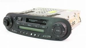 Radio Cassette Head Unit Vw Beetle 98