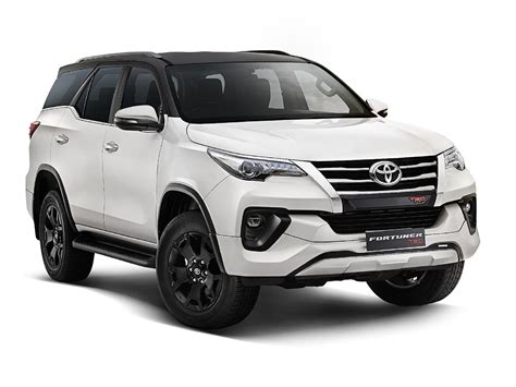 2020 Toyota Fortuner TRD limited edition launch price Rs ...