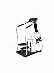Life Fitness Stepper Machine Ls