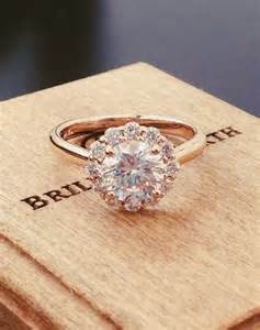 brilliant earth engagement rings 12 impossibly beautiful gold wedding engagement rings
