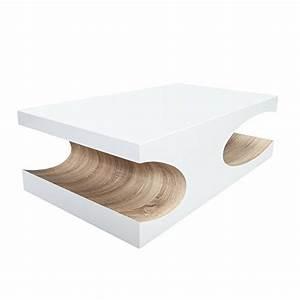 Wohnzimmertisch Sonoma Eiche : edler couchtisch cube 120cm hochglanz wei holztisch wohnzimmertisch tisch sonoma eiche ~ Orissabook.com Haus und Dekorationen