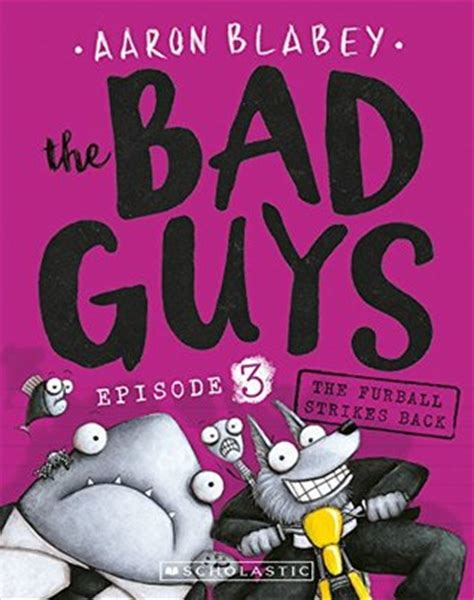 bad guys episode   furball strikes   aaron