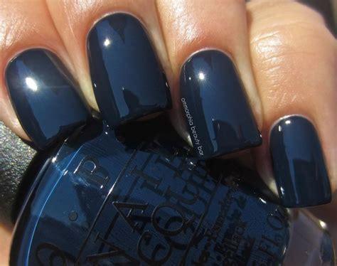 Navy Blue Opi Nail Polish Colors