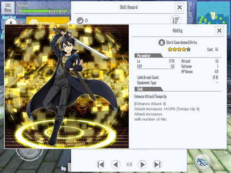 Sword Integral Factor Screenshot 2018 06 02 04 37 05 529 Sold Sao Integral Factor Ultimate Fresh Account With 5