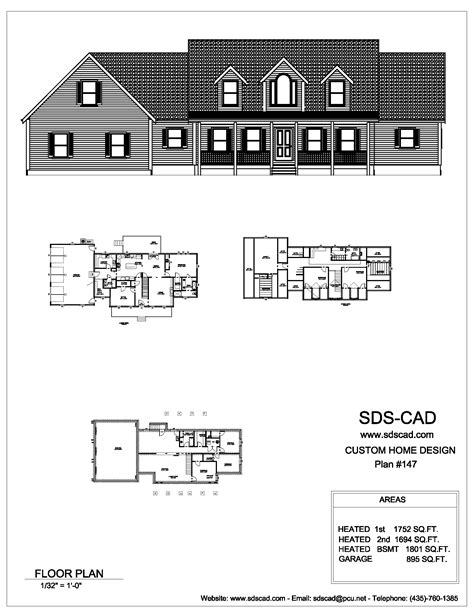 the 4complete house plan sle house plans sds plans