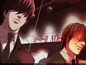 Light Yagami - Death Note Wallpaper (28991613) - Fanpop
