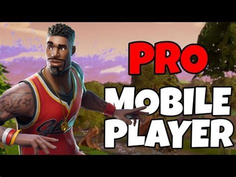 fortnite mobile player android