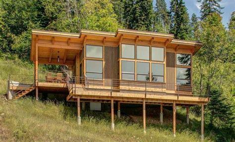 prefab cabin 550 sq ft prefab timber cabin by fabcab