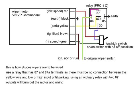 vt commodore ignition switch wiring diagram somurich