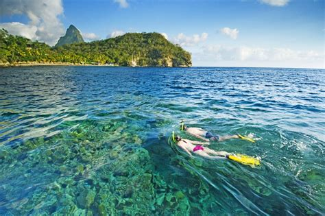 Best Of St Lucia The Caribbeans Most Scenic Island
