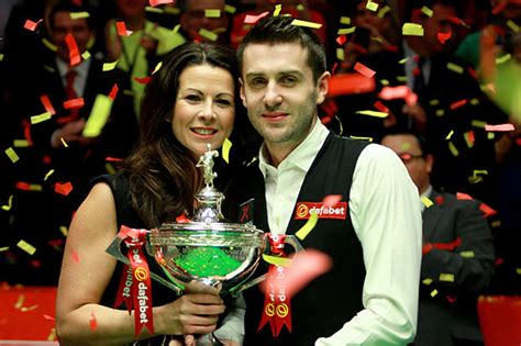 Snooker WAGS: Meet the ladies of 2017's World