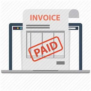Document, electronic invoice, invoice, invoices, laptop ...