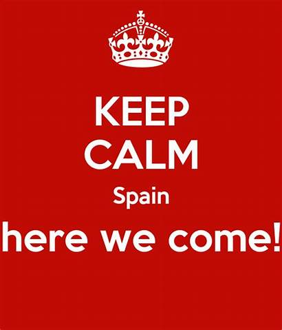 Come Spain Calm Keep Nobody Voted Yet