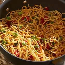 Spaghetti Sauce with Fresh Tomato and Basil