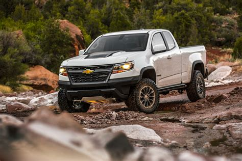 Chevrolet Colorado Picture by 2018 Chevrolet Colorado Pictures Gm Authority
