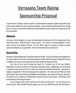 racing sponsorship proposal sponsorship sponsorship With motorsports sponsorship proposal template