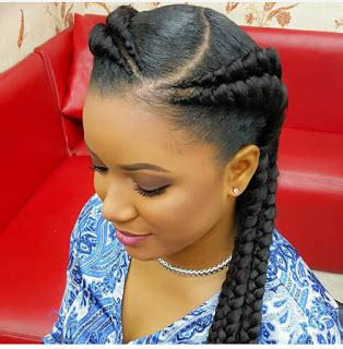 check  double braids hairstyle  trending