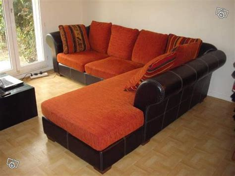 coussin canapé d angle canape d 39 angle avec 7 coussins