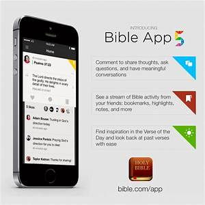 Why Bible App 5... Bible App