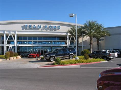 Team Ford Lincoln : Las Vegas, NV 89130 1605 Car
