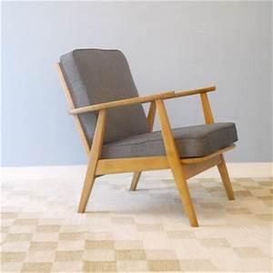 Fauteuil Vintage Scandinave : fauteuil vintage design scandinave 50 60 la maison retro ~ Dode.kayakingforconservation.com Idées de Décoration