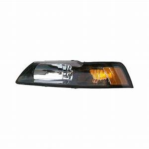 Headlamp For 2001-2004 Ford Mustang; Headlight Assembly Assemblies Headlights - | eBay