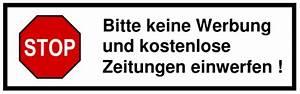 Bitte Keine Werbung Einwerfen Aufkleber Kostenlos : file aufkleber keine werbung einwerfen wikimedia commons ~ Frokenaadalensverden.com Haus und Dekorationen