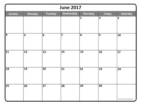 june calendar template 2017 june 2017 calendar june 2017 calendar printable