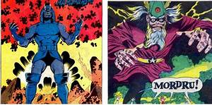 Necro Thor and Odin vs Darkseid and Mordru - Battles ...
