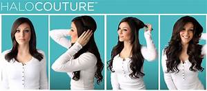 Hair Extensions Not for You? Halo Couture and ...