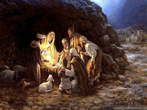 christmas jesus wallpapers wallpaper cave
