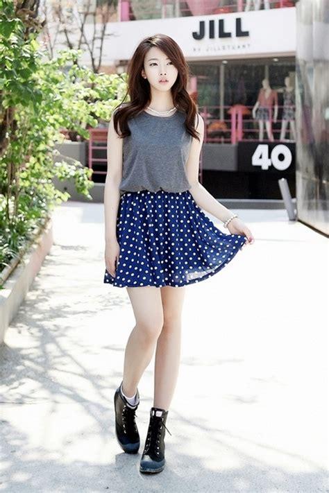 Korean best fashion style - TheFashionWeeks