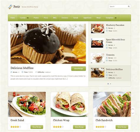 cuisine site site de recette cuisine gourmandise en image