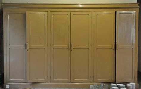 Pine Cupboard Door by Set Of Antique Pitch Pine Cupboard Doors